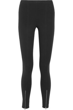 HELMUT LANG Stretch-ponte leggings