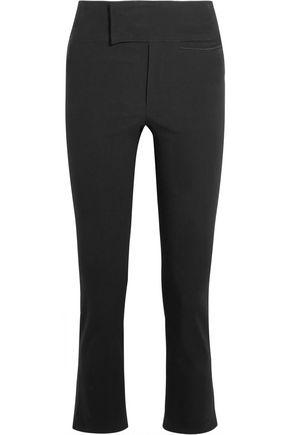 ISABEL MARANT Ovida cropped stretch cotton-blend skinny pants