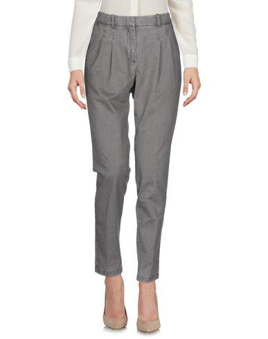 Фото 2 - Повседневные брюки цвета хаки