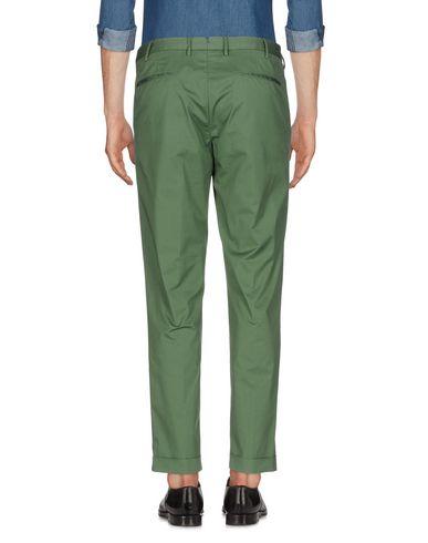 Фото 2 - Повседневные брюки от GTA IL PANTALONE зеленого цвета