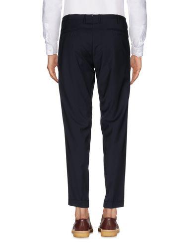 Фото 2 - Повседневные брюки от GTA IL PANTALONE темно-синего цвета