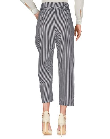 Фото 2 - Повседневные брюки от P.A.R.O.S.H. свинцово-серого цвета