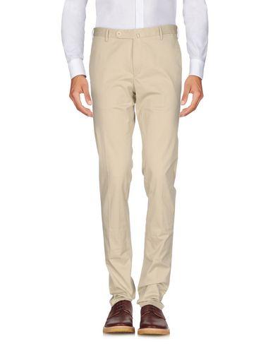 Фото - Повседневные брюки от GTA IL PANTALONE бежевого цвета