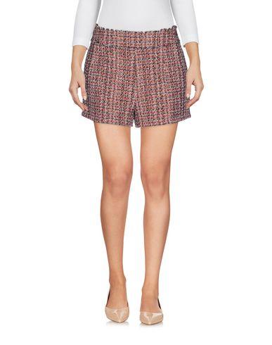 Фото - Повседневные шорты от BERNA цвета фуксия