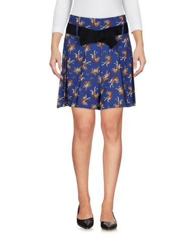 Фото - Повседневные шорты от BERNA синего цвета
