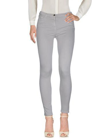Фото - Повседневные брюки от WHO*S WHO цвет голубиный серый