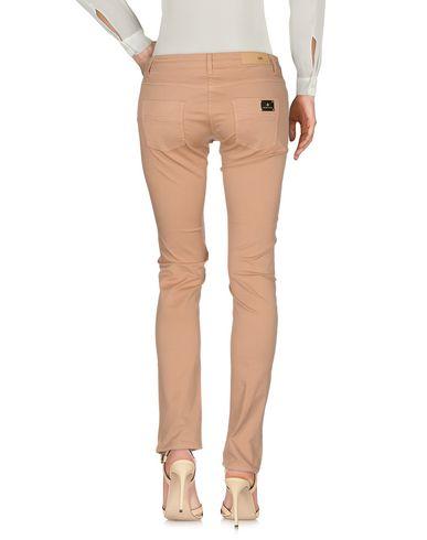 Фото 2 - Повседневные брюки от ELISABETTA FRANCHI JEANS цвет верблюжий