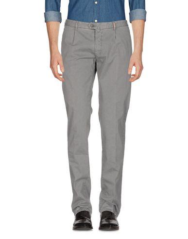 Купить Повседневные брюки от GIO ZUBON серого цвета