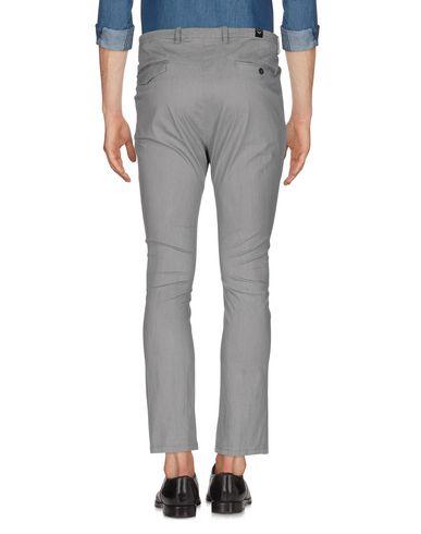 Фото 2 - Повседневные брюки от OBVIOUS BASIC светло-серого цвета
