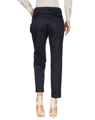 Фото 2 - Повседневные брюки от ARGONNE темно-синего цвета