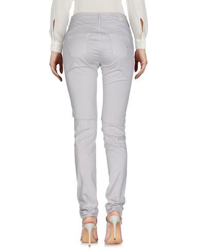Фото 2 - Повседневные брюки от OAKS светло-серого цвета