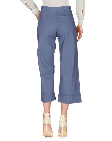 Фото 2 - Повседневные брюки от TELA грифельно-синего цвета