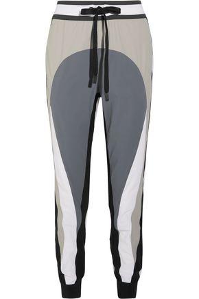NO KA 'OI Pana color-block stretch-shell track pants