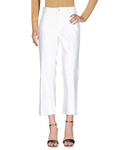 Купить Повседневные брюки от JUCCA белого цвета