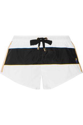 P.E NATION Paneled shell shorts