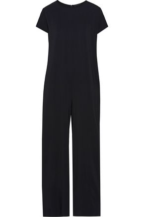 THE ROW Kathelia stretch-cady jumpsuit