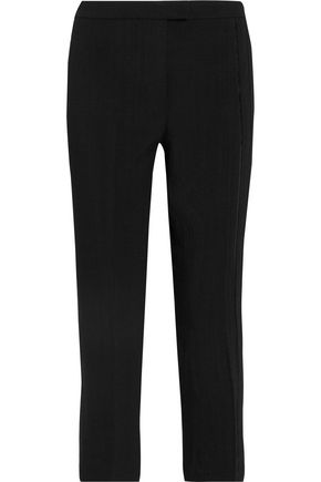 3.1 PHILLIP LIM Pointelle-trimmed canvas pants