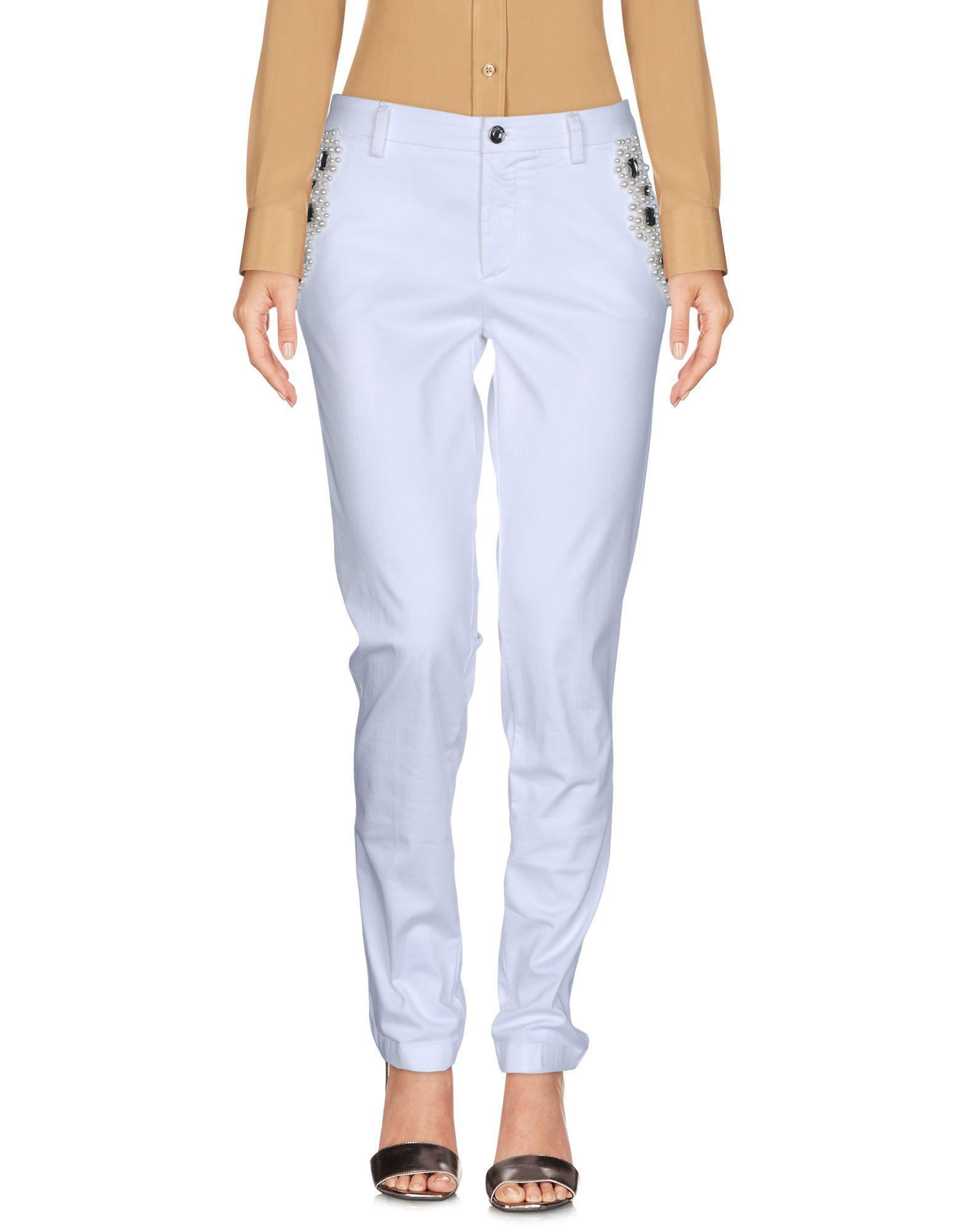 LIU •JO JEANS Повседневные брюки рубашка liu jo jeans liu jo jeans li003ewjku74