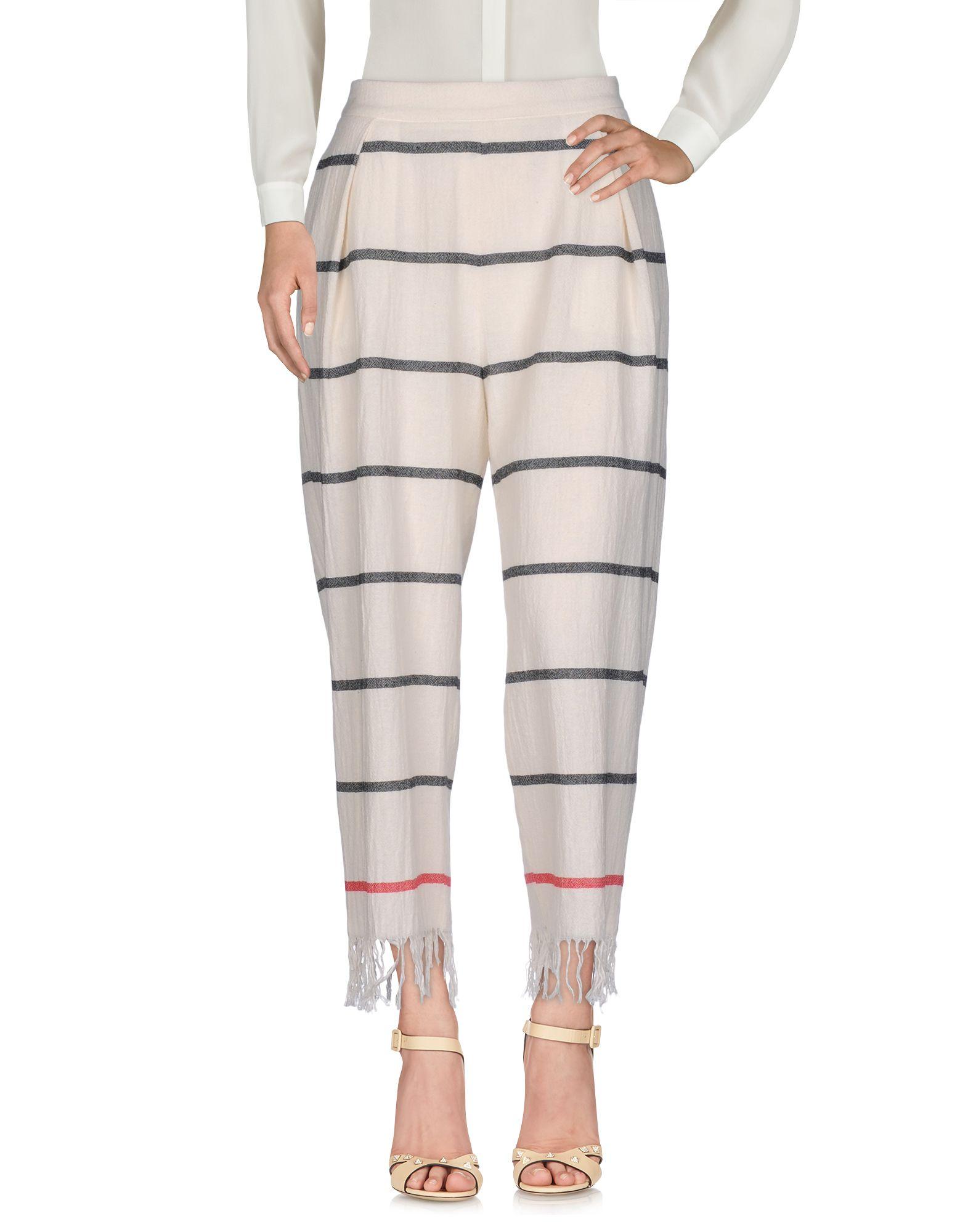 SALAMANDRINA Повседневные брюки недорго, оригинальная цена