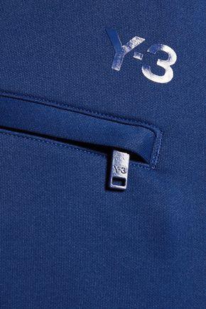 Y-3 + adidas Originals stretch-cady track pants