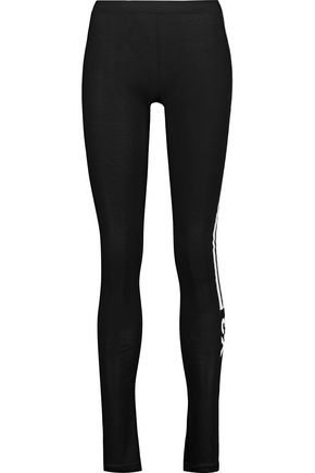 Y-3 + adidas Originals stretch-jersey leggings