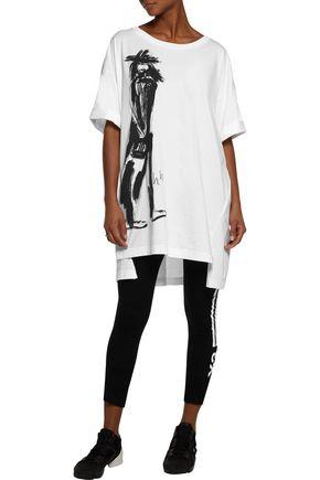 Y-3 + adidas Originals stretch-jersey leggings