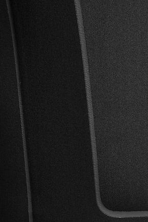 Y-3 + adidas Originals paneled stretch shorts