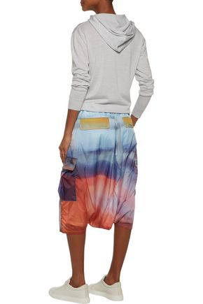 Y-3 + adidas Originals Parac Saroul printed shell pants