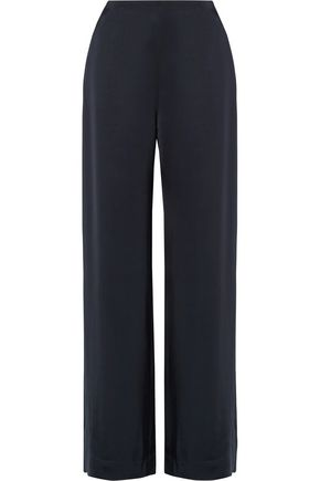 ZIMMERMANN Adorn satin wide-leg pants