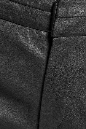 IRO Delta stretch-leather skinny pants