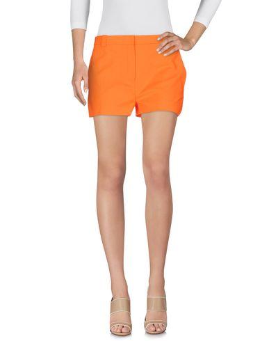 Фото - Повседневные шорты оранжевого цвета