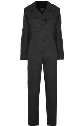 VIVIENNE WESTWOOD ANGLOMANIA Let It Rock cotton jumpsuit