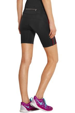 LAAIN Stretch-jersey shorts