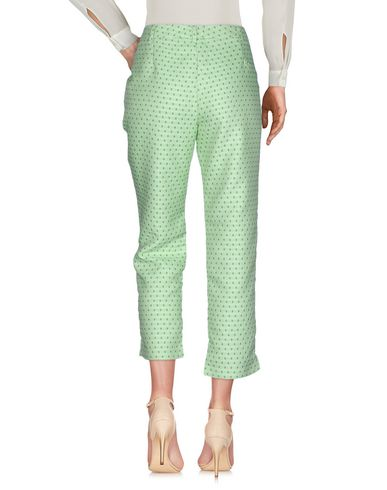Фото 2 - Повседневные брюки от ANONYME DESIGNERS светло-зеленого цвета