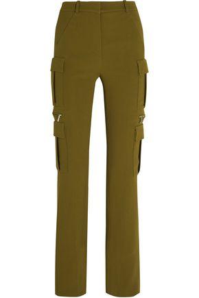 MUGLER Stretch-crepe skinny pants