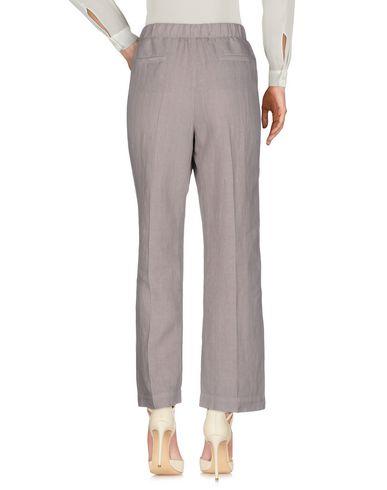 Фото 2 - Повседневные брюки от ARGONNE светло-серого цвета