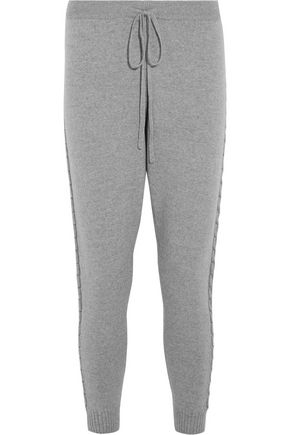 CHINTI AND PARKER Merino wool track pants