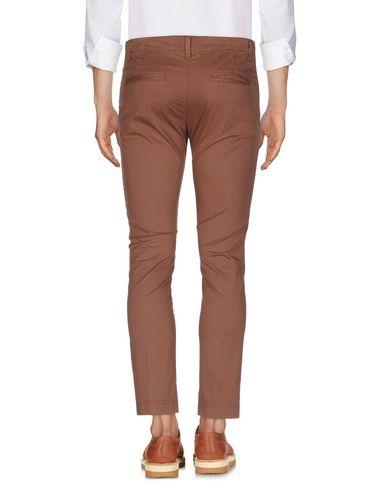 Фото 2 - Повседневные брюки от 2W2M цвет какао