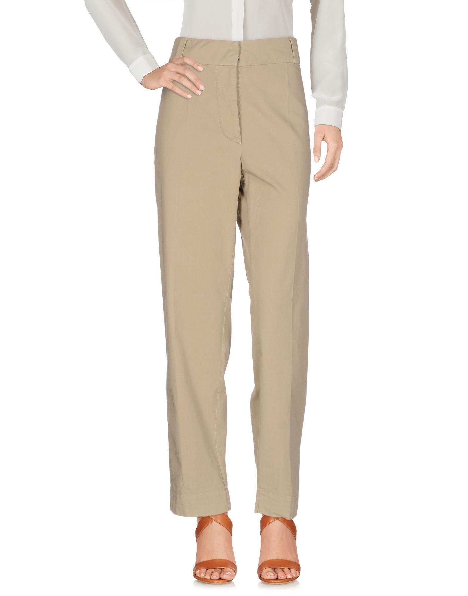 Фото GOLDEN GOOSE DELUXE BRAND Повседневные брюки. Купить с доставкой