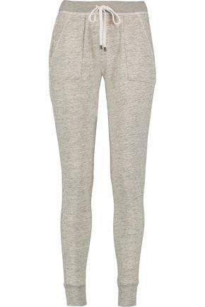 SPLENDID Cotton-jersey track pants
