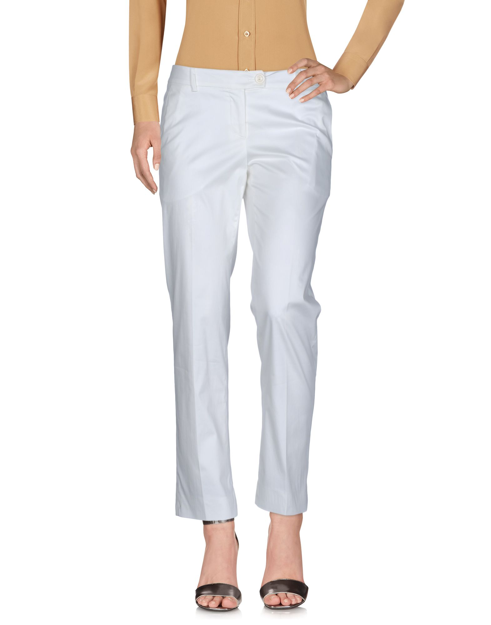 MOSCHINO CHEAP AND CHIC Повседневные брюки moschino повседневные брюки