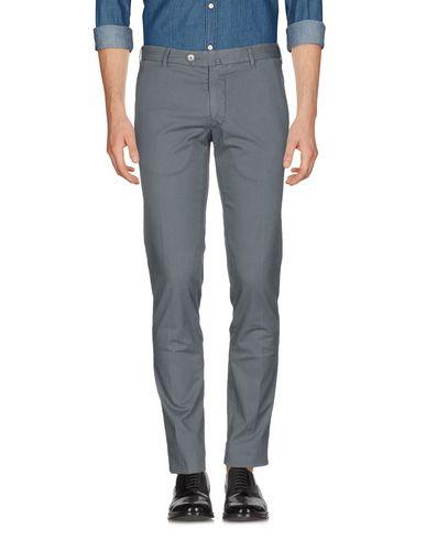 Фото - Повседневные брюки от GIO ZUBON свинцово-серого цвета