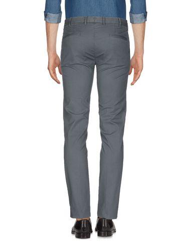 Фото 2 - Повседневные брюки от GIO ZUBON свинцово-серого цвета