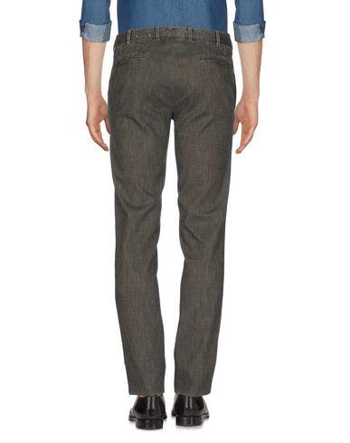 Фото 2 - Повседневные брюки от GIO ZUBON темно-зеленого цвета
