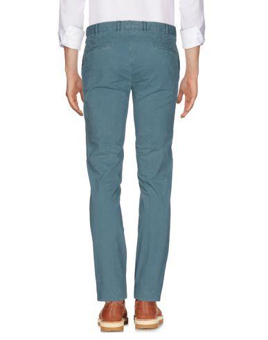 Фото 2 - Повседневные брюки от GIO ZUBON грифельно-синего цвета