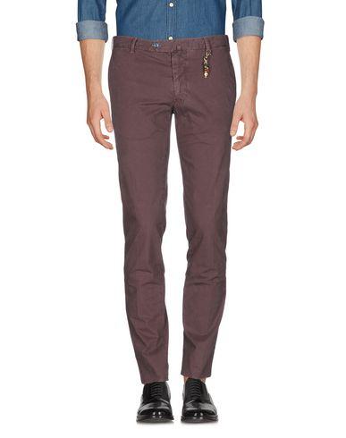 Фото - Повседневные брюки от GIO ZUBON цвет баклажанный