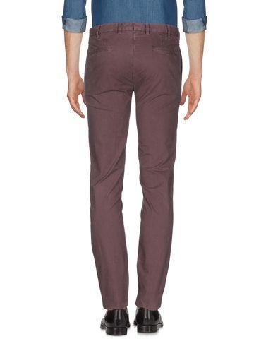 Фото 2 - Повседневные брюки от GIO ZUBON цвет баклажанный