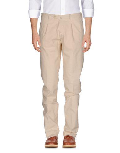 Купить Повседневные брюки от GIO ZUBON бежевого цвета