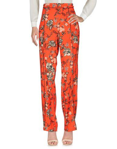 Фото - Повседневные брюки от TWINSET красного цвета