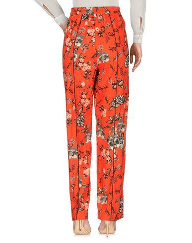 Фото 2 - Повседневные брюки от TWINSET красного цвета